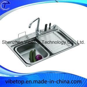 Kitchen 304 Stainless Steel Undermount Sink pictures & photos