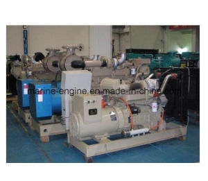 375kVA/300kw Chinese Zichai Diesel Marine Generator with Z6170zld-3 Engine pictures & photos
