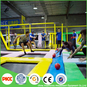 Hot Sale Skyzone Trampoline Park pictures & photos