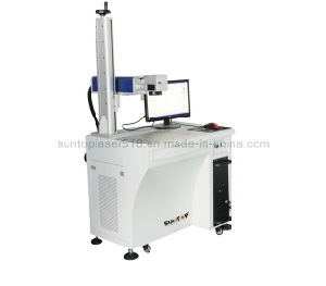 Battery Laser Marking Machine/Chips Laser Marking/IC Laser Marking Machine pictures & photos