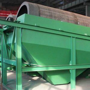 Mining Equipment, Ore Trommel Drum Screen pictures & photos
