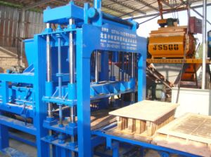 Zcjk4-15 Fully Automatic Concrete Block Making Machine pictures & photos