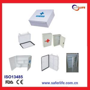 Medical Wall Container Metal Box with Compartment Manufacturers pictures & photos