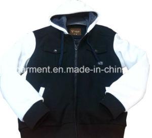 Sports Wear Cotton Fleece Hoodies for Man/Women pictures & photos
