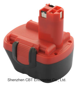 OEM Power Tool Battery for Bosch 12V, 2000mAh Ni-CD pictures & photos