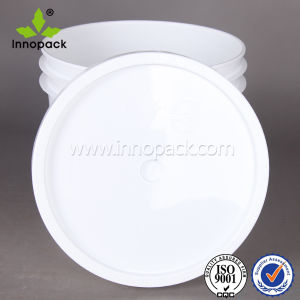 13L White Plastic Bucket for Paint pictures & photos