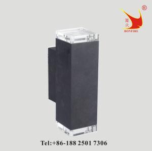 Wall Lamp New Design Aluminum Black IP54 Ce SAA RoHS