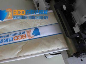 Mattress Logo Tape Sewing Machine for Mattress Machine pictures & photos