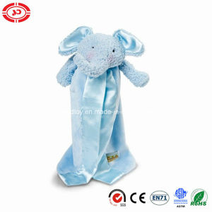 New Design Blue Elephant Plush Animal Toy Cute Soft Blanket pictures & photos
