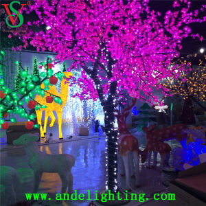 Factory Outdoor 12V LED Clip String Lights for Tree Decorations pictures & photos