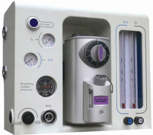 (JINLING-902C) Medical Equipment Portable Anesthesia Machine pictures & photos