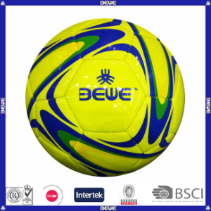 Best Selling Machine Stitched PVC Soccer Ball pictures & photos