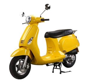 Latest Popular Design Scooter Motorcycle 50cc (BD50QT-6)