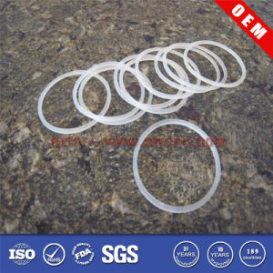 OEM Customized Food Grade Silicon Gasket (SWCPU-R-G962) pictures & photos