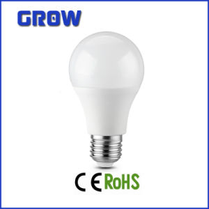 Hot Sale A60 Plastic&Al LED Bulb Light pictures & photos