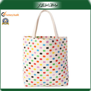 Fashion Newly Printed Custom Design Cheap Cotton Bag pictures & photos