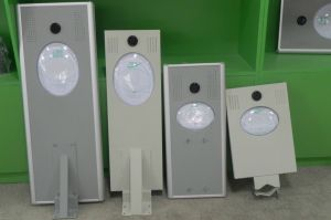 10W Integrated LED Street Light All in One Street Light pictures & photos