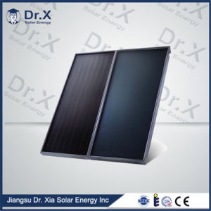 Doctor Solar Full Set Flat Plate Solar Collector pictures & photos
