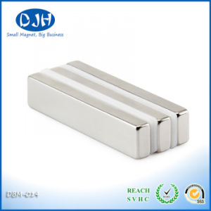 N48 Industrial Strength Block Magnets for Electric Component pictures & photos