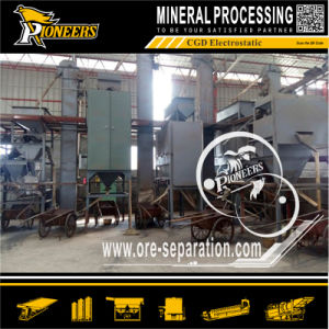 Roll Type Electric Ore Separation Zircon Sand Mine Dry Electrostatic Separator pictures & photos