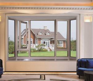Great Design White Color Aluminum Casement Window pictures & photos