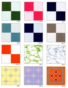 0.35mm Cheapest PVC Floor Carpet pictures & photos