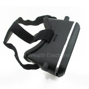 China Factory Wholesale Box Vr Glasses Cardboard 3D Vr Cinema 3D Virtual Reality Box pictures & photos