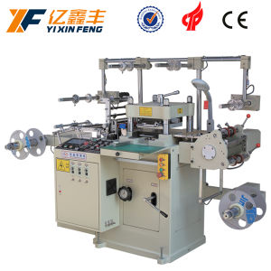 Automatic Fabric Jumbo Roll Cutter Machine pictures & photos