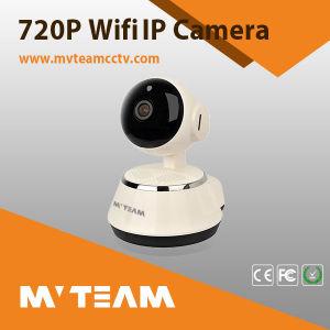 Two-Way Intercom P/T 720p Webcam Wireless WiFi Smart Cloud IP Camera (H100-Q6) pictures & photos