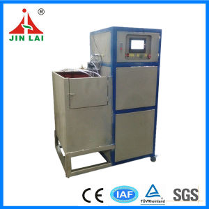 PLC Control Full Automatic Pipe Wrench Induction Hardening Machine (JLCG-40KW) pictures & photos