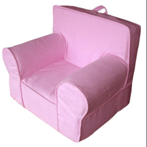 Pink Full Sponge Fabric Children Sofa Furniture/Children Chair (SXBB-341) pictures & photos
