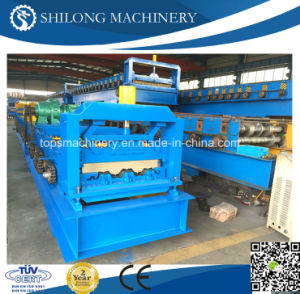 Modern Design Metal Deck Roll Forming Machine pictures & photos