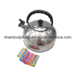 Stainless Steel Kettle Bubble Gum pictures & photos