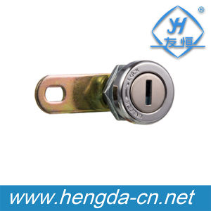 Yh9738 Quarter Turn Cabinet Cam Lock Master Key pictures & photos