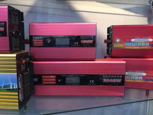 High Frequency UPS 2000W Modified Sine Wave Inverter with LCD Display and Double Cool Fans pictures & photos