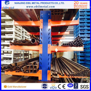 Metallic Storage Rack Cantilever Racking with Good Quality Multi-Levels pictures & photos