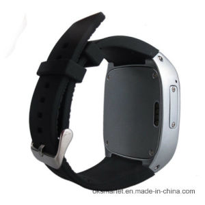 """X01 Smart Watch Mtk6572 dual Core 1.54 """"Screen 512 MB RAM 4 GB SIM Card Android 4.4 Bluetooth 3G WiFi Camera GPS Pk Zgpax S8 pictures & photos"""