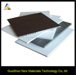 Building Material Wall Cladding Aluminum Honeycomb Panel pictures & photos