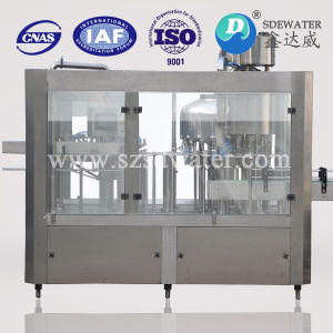 Automatic 3 in 1 Bottled Water Filling Machine Rinsing& Filling &Capping Machine pictures & photos