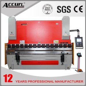 CNC Hydraulic Plate Bending Machine for Sale pictures & photos