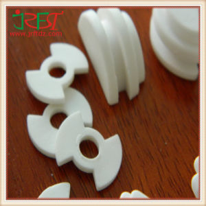 Insulation Al2O3 Parts Thermal Alumina Ceramic Disc pictures & photos