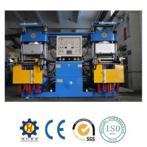Vacuum Type Rubber Heat Pressing Machine pictures & photos