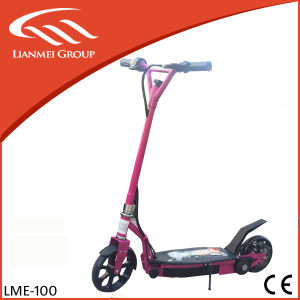 Lianmei Two Wheel 100W Electric Scooter for Kids pictures & photos