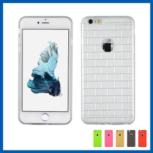 Slim Transparent Soft TPU Cover for Apple iPhone 6 Plus pictures & photos