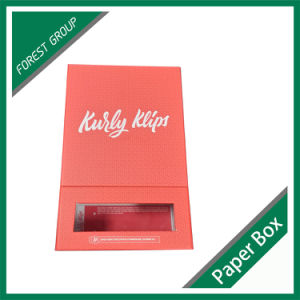 Magnetic Closure Gift Box for Hair Extension Packaging pictures & photos
