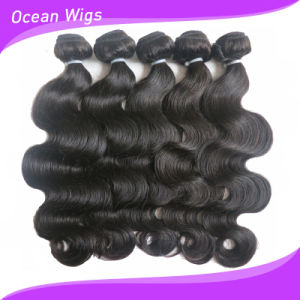 Body Wave Natural Color 100% Human Virgin European Hair Extension/Weft pictures & photos