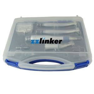 Blue Color NSK High Speed & Low Speed Handpiece Kit pictures & photos