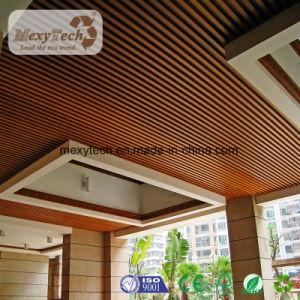 Fire Retardant Wood Composite WPC Indoor PVC Ceiling pictures & photos