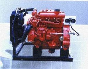 Diesel Engine for Fire Fighting Pump pictures & photos