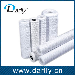 PP String Wound Filter Cartridge for Electronice Industry pictures & photos